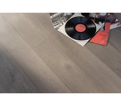 Массивная доска T&G серый вельвет