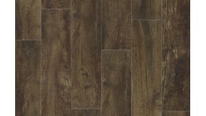 Виниловый ламинат от Компании IVC.  54880 Country Oak. Impress Click