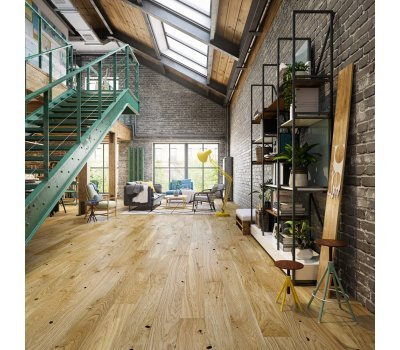 Паркетная доска Barlinek (Барлинек) ДУБ Grand Canyon Medio
