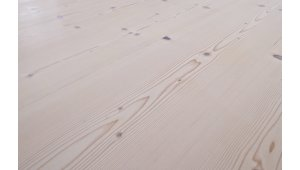 FIR Wide-Plank white oil  lye treated