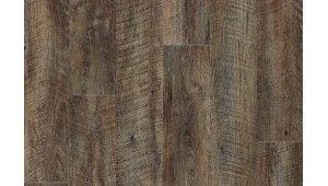 Виниловый ламинат от Компании IVC.  55850 Castle Oak. Impress Click